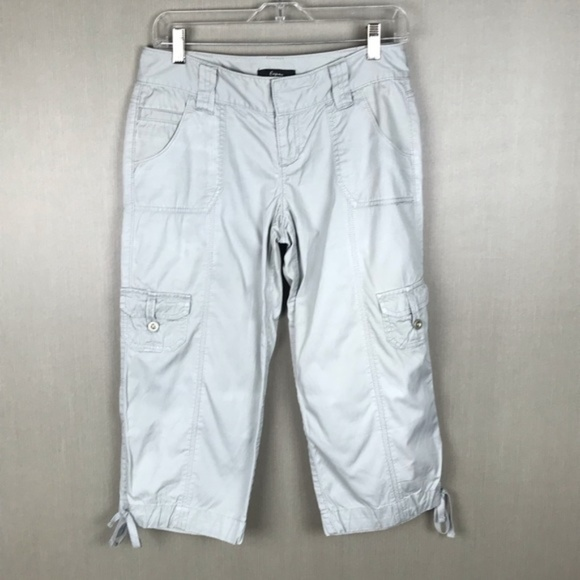 Express Pants - Express Capri Size 2